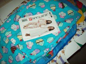 Fabric for pajamas