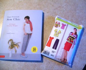 Simple Wardrobe: Simplicty 1620 and Sew Chic