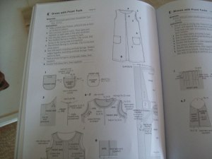Sew Chic Dress C book