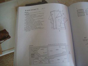 Easy instructions with diagrams for Sew Chic Style J