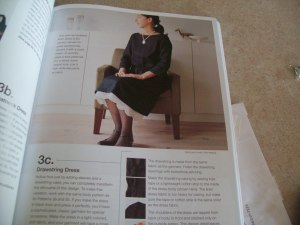 Simple Modern Sewing 3c model from Book