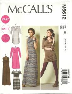 McCalls 6612